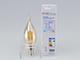 V-TAC LED izzó E14 Vintage filament (4W/300°) Láng - extra meleg fehér