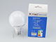 V-TAC E27 LED lámpa 10W (200°) - G95 természetes fehér