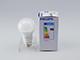 Philips LED lámpa E27 (10W/200°) Körte - hideg fehér