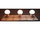Philips LED lámpa E27 (10.5W/200°) Körte - meleg fehér