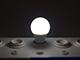MODEE LED lámpa E27 (10W/270°) Körte - hideg fehér