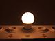 MODEE E27 LED lámpa (10W/270°) Körte - meleg fehér