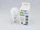 V-TAC E27 LED lámpa (11W/200°) Körte A60 - hideg fehér, PRO Samsung