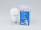 V-TAC LED lámpa E27 (12W/200°) Körte - hideg fehér DIM