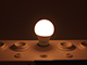 MODEE E27 LED lámpa (12W/270°) Körte - meleg fehér