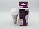 Kanlux LED lámpa E27 (14W/200°) Körte, meleg fehér (IQ LED - TÜV)