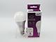 Kanlux LED lámpa E27 (14W/200°) Körte - természetes fehér (IQ LED - TÜV)