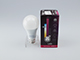 INESA LED lámpa E27 (14W/180°) Körte - hideg fehér