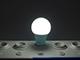 INESA E27 LED lámpa (14W/180°) Körte - hideg fehér