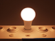 Philips LED lámpa E27 (15W/200°) Körte - meleg fehér 2700K DIM