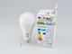 V-TAC E27 LED lámpa (15W/200°) Körte A67 - természetes fehér,  PRO Samsung