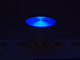 V-TAC LED lámpa E27 (15W/30°) PAR 38 - kék IP65