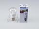 Philips E27 LED lámpa (4W/200°) Mini körte - meleg fehér, átlátszó