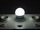 V-TAC E27 LED lámpa (5.5W/180°) Kisgömb - hideg fehér