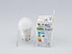V-TAC E27 LED lámpa (5.5W/180°) Kisgömb - hideg fehér, PRO Samsung