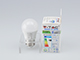 V-TAC LED lámpa E27 (5.5W/180°) PRO - meleg fehér, Samsung