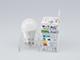 V-TAC LED lámpa E27 (5.5W/180°) PRO - természetes fehér, Samsung