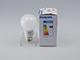 Philips E27 LED lámpa (5.5W/200°) Körte - meleg fehér, opál (2700K)