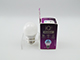Kanlux LED lámpa E27 (5.5W/220°) Kisgömb, hideg fehér - IQ