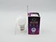 Kanlux E27 LED lámpa (5.5W/220°) Kisgömb - hideg fehér (IQ LED - TÜV)
