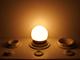 Kanlux E27 LED lámpa (5.5W/220°) Kisgömb - meleg fehér (IQ LED - TÜV)