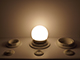 Kanlux LED lámpa E27 (5.5W/220°) Kisgömb, természetes fehér - IQ
