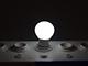Philips LED lámpa E27 (5W/200°) Körte, opál - hideg fehér Kifutó!