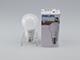 Philips E27 LED lámpa (5W/200°) Körte - természetes fehér
