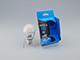 INESA E27 LED lámpa (6W/300°) Körte, opál - természetes fehér, dimmelhető