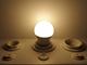 Kanlux LED lámpa E27 (7.5W/200°) Kisgömb, természetes fehér - IQ