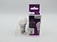 Kanlux E27 LED lámpa (7.5W/200°) Kisgömb - természetes fehér (IQ LED - TÜV)