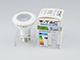 V-TAC LED lámpa E27 (7W/40°) PRO PAR20 - meleg fehér, Samsung