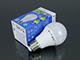 V-TAC LED lámpa E27 (7W/200°) Körte - meleg fehér DIM Kifutó!
