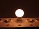 Philips LED lámpa E27 (8.5W/200°) Körte - meleg fehér 2700K DIM Kifutó!