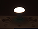 V-TAC E27 LED lámpa 8W (120°) - R63 természetes fehér