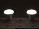 V-TAC LED lámpa E27 (8W/120°) R63 - természetes fehér