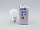 Philips LED lámpa E27 (8W/200°) Körte - meleg fehér (3000K)