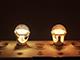 INESA LED lámpa E27 (8W/300°) Körte - meleg fehér