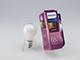Philips LED lámpa E27 (8W/300°) Körte - meleg fehér, dimmelhető (2700K)