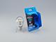 INESA E27 LED lámpa (8W/300°) Körte - meleg fehér, dimmelhető