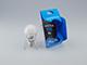 INESA LED lámpa E27 (8W/300°) Körte - természetes fehér