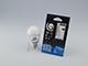 INESA LED lámpa E27 (8W/300°) Körte, opál - term. fehér, dimm.