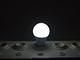 INESA LED lámpa E27 (9.5W/180°) Körte - hideg fehér