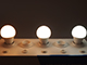 V-TAC LED lámpa E27 (9W/200°) A60 - hideg fehér