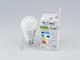 V-TAC E27 LED lámpa (9W/200°) Körte A60 - természetes fehér, PRO Samsung