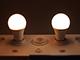 V-TAC LED lámpa E27 (9W/200°) Fényérzékelős - természetes f.