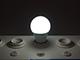 V-TAC E27 LED lámpa 9W (200°) - Körte állítható színhőm.
