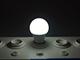 V-TAC E27 LED lámpa (9W/200°) Körte Smart - hideg fehér, kapcsolóval dimmelhető