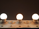 V-TAC LED lámpa E27 (9W/200°) Smart - meleg fehér, dimmelhető