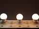 V-TAC E27 LED lámpa 9W (200°) - Körte meleg fehér Smart DIM